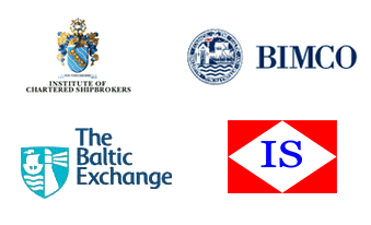 Institute of Chartered Shipbrokers, Bimco, The Baltic Exchange